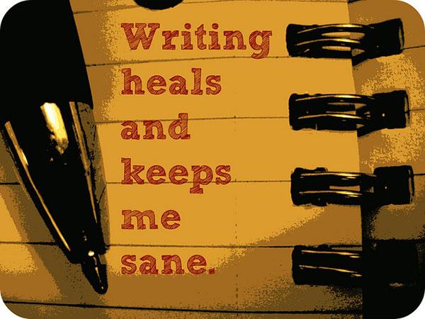 writing-heals