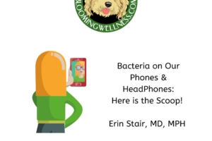 Bacteria On Our Phones