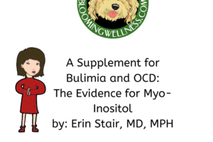 A supplement for bulimia