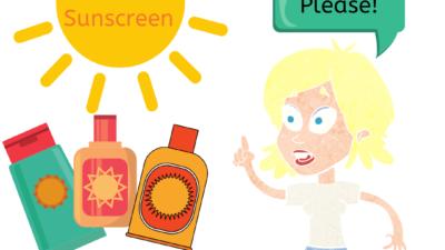Natural, Homemade Sunscreen