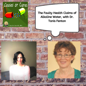 The Faulty Health Claims of Alkaline Water