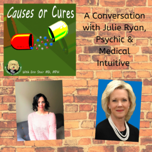 Julie Ryan, Medical Intuitive
