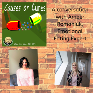 Emotional Eating with Amber Romaniuk