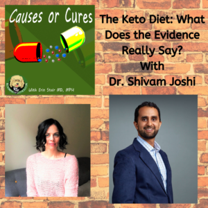 Evidence for the Keto Diet