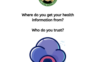 Where do you get your health information from_ Who do you trust_